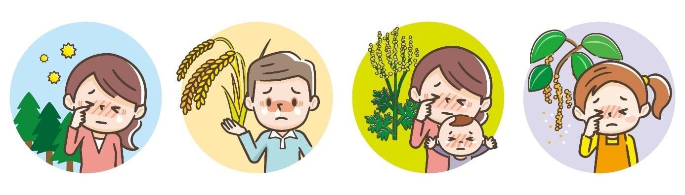 allergie-hooikoorts
